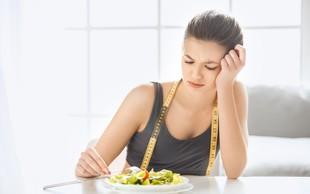 6 navad, s katerimi izničite vaš trud v telovadnici