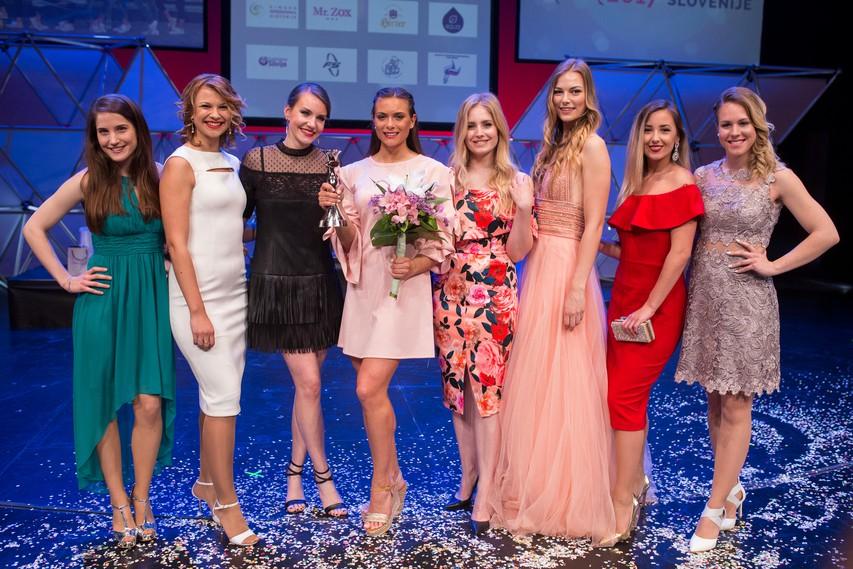 Postani nova Miss športa Slovenije