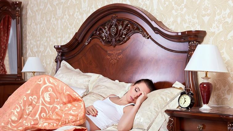 Kaj je spalna paraliza in kaj storiti, če vas doleti? (foto: Profimedia)