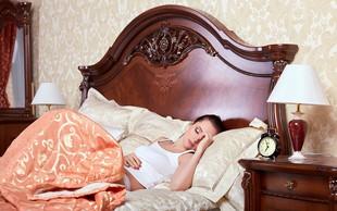 Kaj je spalna paraliza in kaj storiti, če vas doleti?
