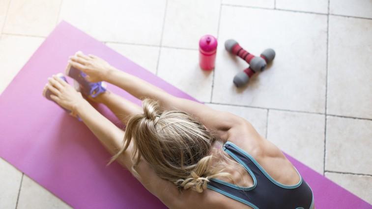 Kaj bi morali in česa ne bi smeli početi po vadbi? (foto: Profimedia)