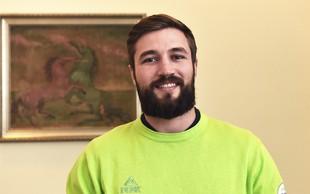 Filip Flisar: Motivacijo mi dajejo najbližji in navijači