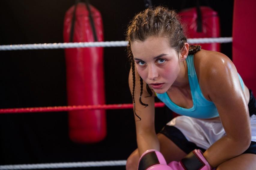 Bi vas moralo skrbeti, če postane vaš obraz med vadbo živordeč?