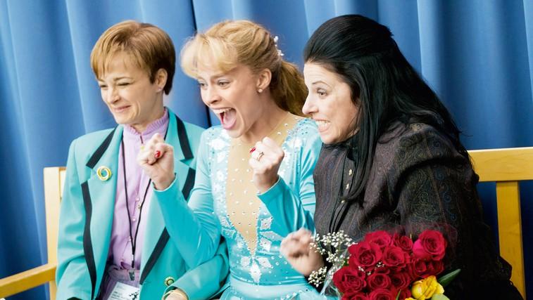 Zgodba o ameriški drsalki Tonyi Harding, dobitnici dveh olimpijskih kolajn (foto: Profimedia)