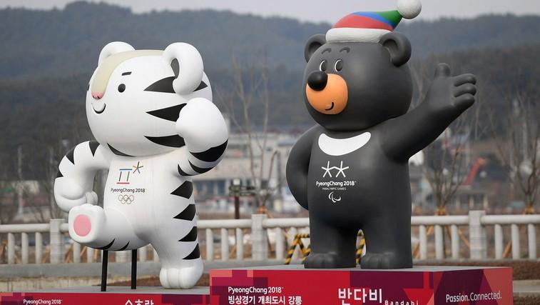 Vse, kar morate vedeti o zimskih olimpijskih igrah v južnokorejskem Pjongčangu (foto: Profimedia)