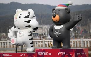 Vse, kar morate vedeti o zimskih olimpijskih igrah v južnokorejskem Pjongčangu