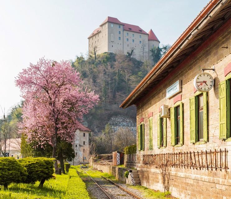 Ideja za izlet: Raziščimo skrivnostno preteklost gradu Rajhenburg