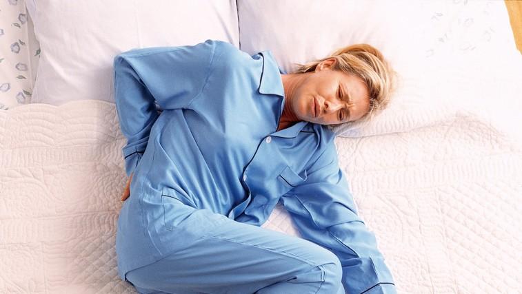 Povzročitelji bolečin  v hrbtu (foto: Profimedia)