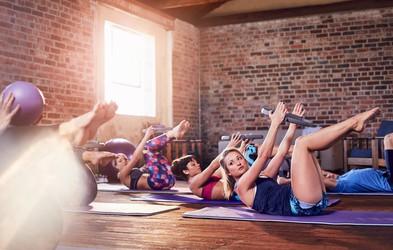 Pilates za močnejši trup in mišice