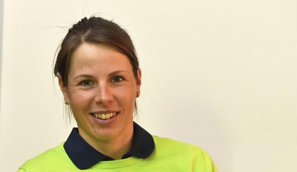 Vesna Fabjan: Trdo delo in vestnost sta bili vedno dobro poplačani s še boljšimi rezultati