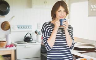 9 načinov, kako narediti jutranjo kavo bolj zdravo (in okusnejšo)
