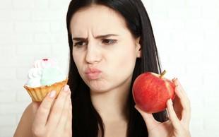 Nasvet trenerja: Katere sladice lahko jem, ko sem na dieti? (+ recept)