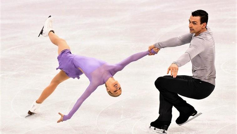 Zimske olimpijske igre 2018: 7 stvari, ki jih o umetnostnih drsalcih niste vedeli (foto: Profimedia)