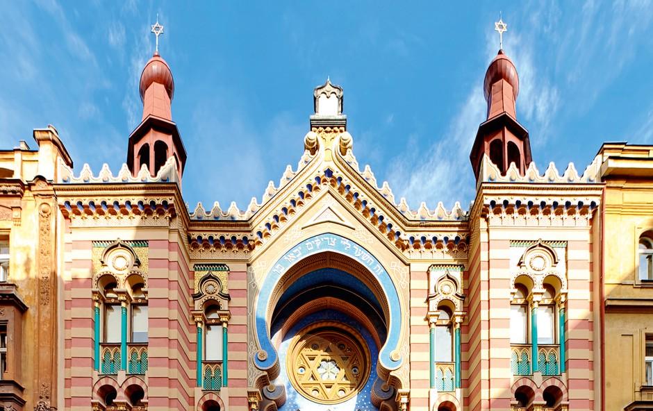 Slavne secesijske (art nouveau) hiše v Evropi (foto: Shutterstock)