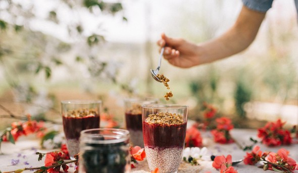 40-dnevni post Jaz #vztrajam dan 7: Ideje za sladke prigrizke brez sladkorja