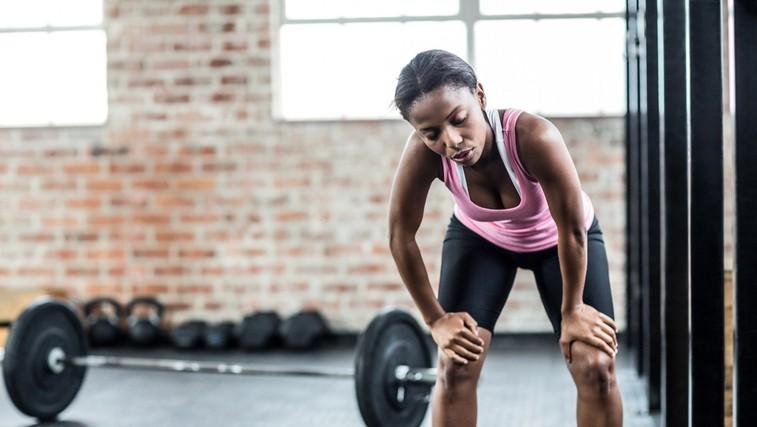 Kaj storiti, ko pregorite zaradi vadbe? (foto: profimedia)