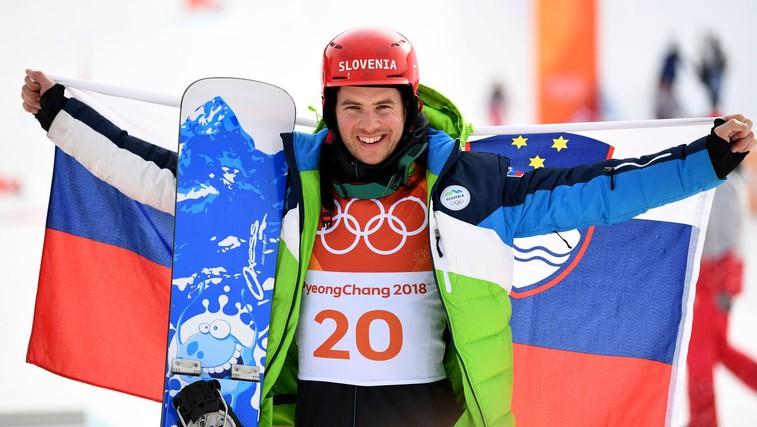 Žan Košir Sloveniji prinesel novo bronasto medaljo! (foto: profimedia)