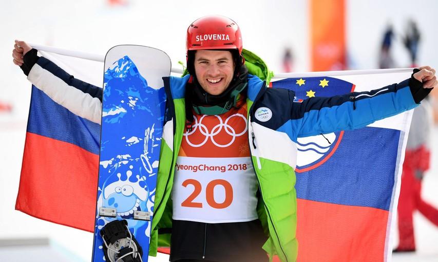 Žan Košir Sloveniji prinesel novo bronasto medaljo!