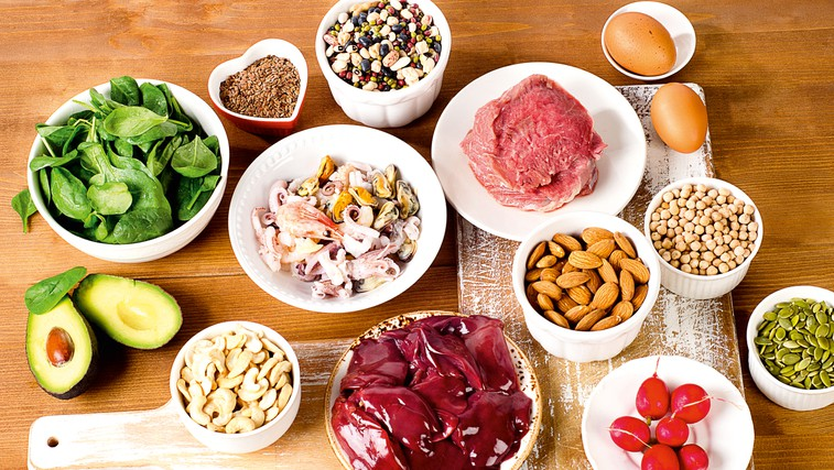 Cink v prehrani (foto: Shutterstock)