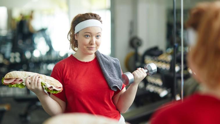 Zakaj ne morem shujšati? (foto: profimedia)