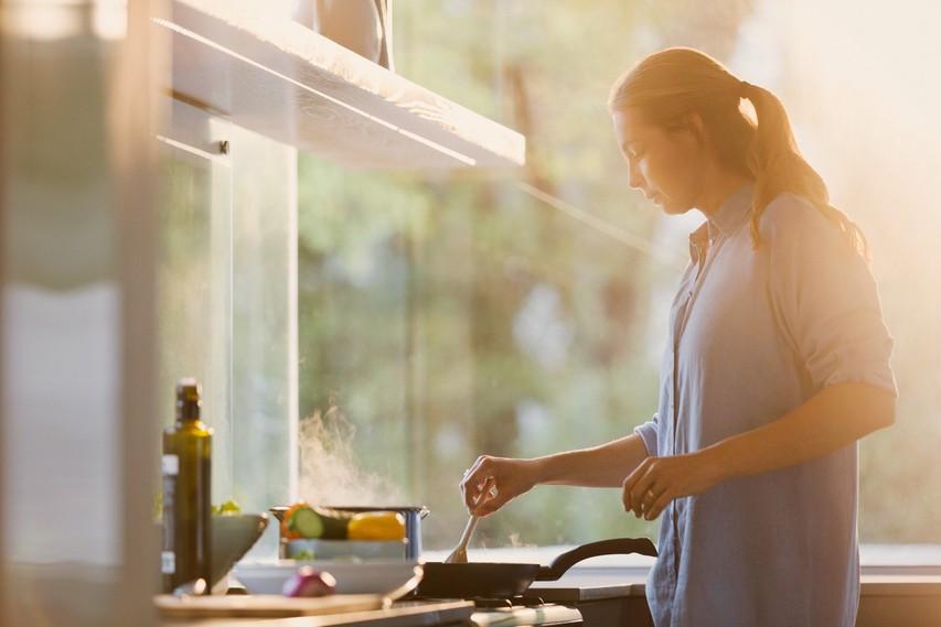 Skrivnosti ljudi, ki hrano vedno pripravijo doma