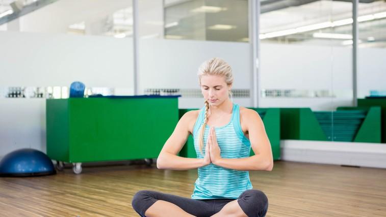 Ko gre vse narobe, se zatecite k jogi (foto: profimedia)