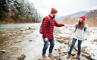 Pozitivne lastnosti potovanja s partnerjem