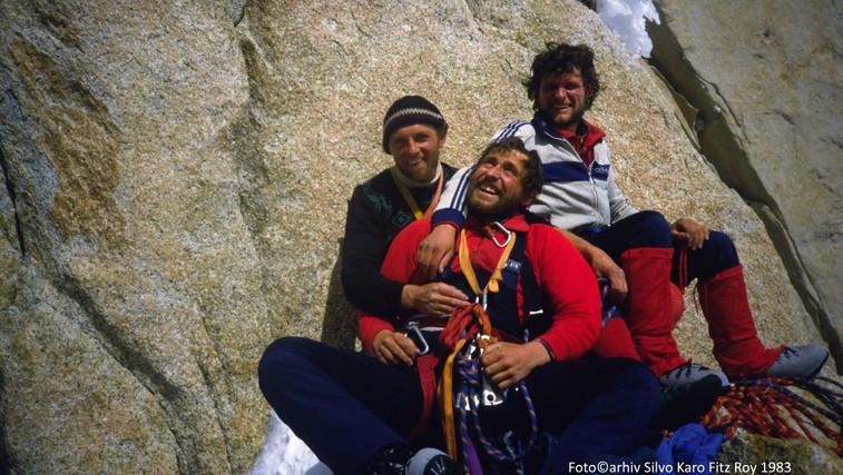 Silvo Karo: Ime, ki pri večini plezalcev po vsem svetu vzbudi tiho strahospoštovanje (foto: Osebni arhiv)