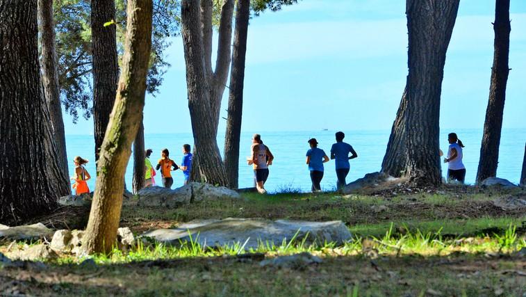 Tekači in tisti, ki boste šele začeli: Vabljeni na spomladanski tekaški tabor! (foto: Primož Predalič)