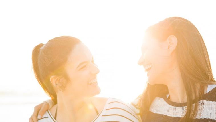 Zato morate negovati odnose z najboljšimi prijatelji (foto: profimedia)
