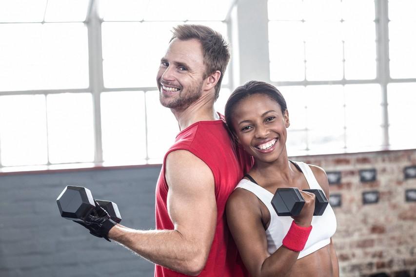 Najpogostejše napake treninga za moč