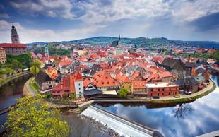 Češki Krumlov – tu se vam res zazdi, da je čas obstal pred 500 leti