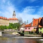 Češki Krumlov – tu se vam res zazdi, da je čas obstal pred 500 leti (foto: Profimedia)