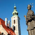 Češki Krumlov – tu se vam res zazdi, da je čas obstal pred 500 leti (foto: Shutterstock)