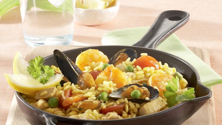 Recept za okusno mediteransko paello (foto: Profimedia)