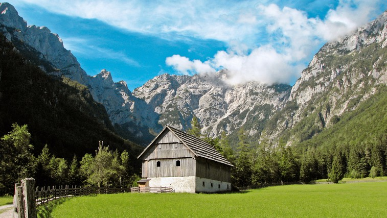 Ideja za izlet: Po Robanovem kotu na Robanovo planino (foto: Shutterstock)