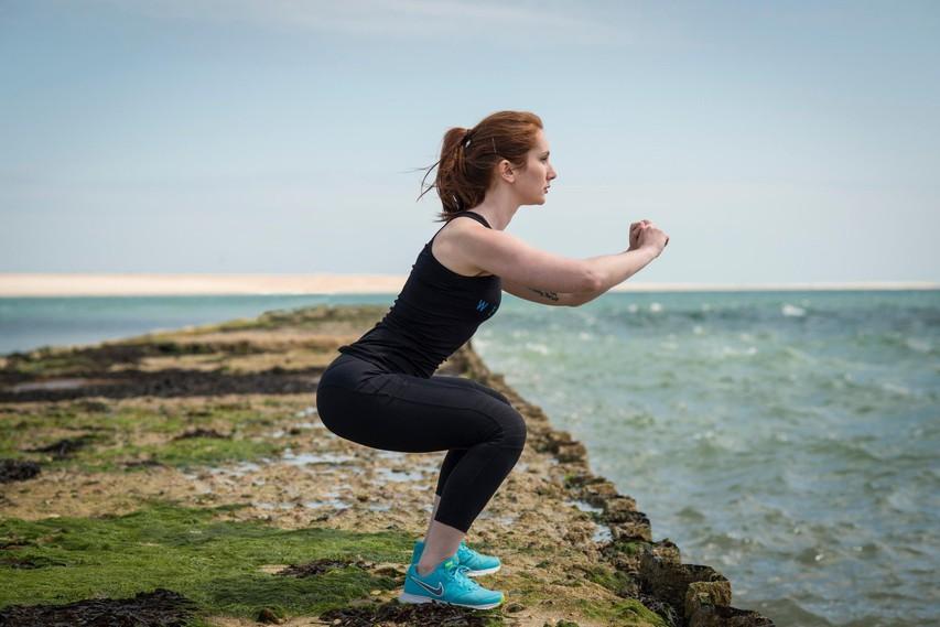 Vaje za utrjevanje telesa in izboljšanje športnega nastopa
