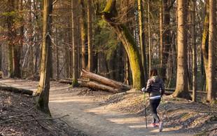 Česa ne smete pozabiti, ko vadbo prestavite v naravo