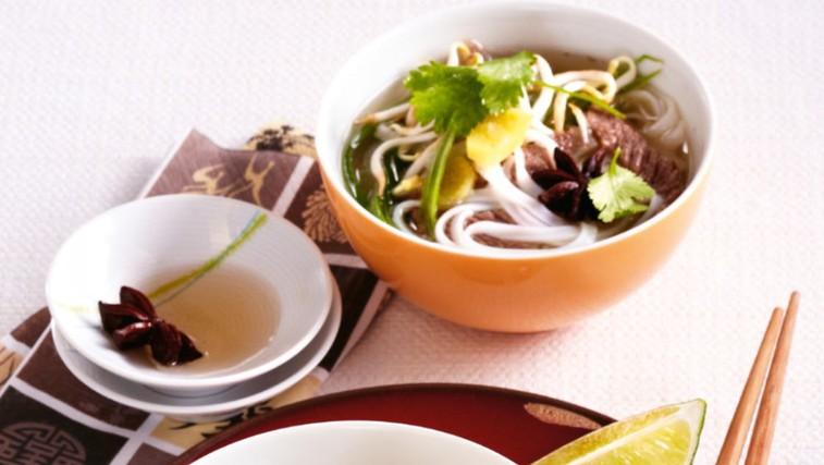 Vietnamska juha pho (foto: Profimedia)