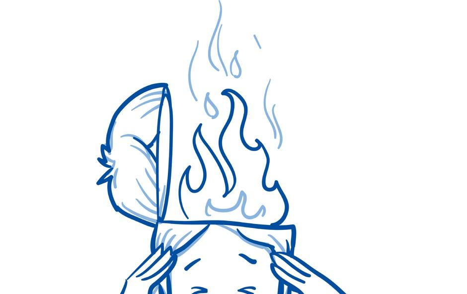 Svetovalnica: Čustvena izgorelost (foto: Shutterstock)