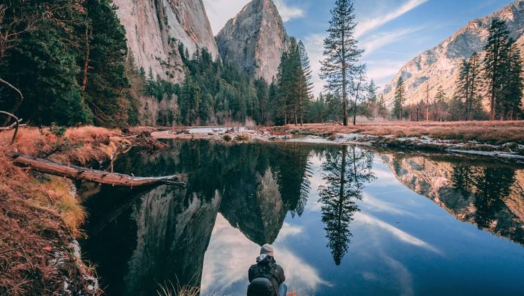 22. marec je svetovni dan voda! Letošnja tema pa ... (foto: Unsplash/Jordan Pulmano)