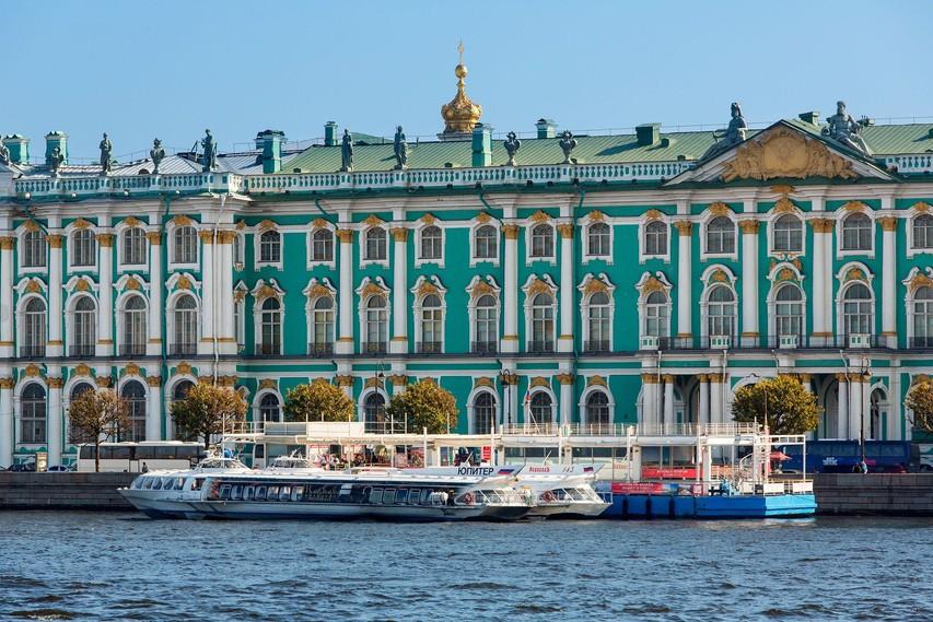 Peterburški Ermitaž