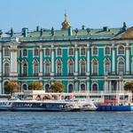 Peterburški Ermitaž (foto: Profimedia)
