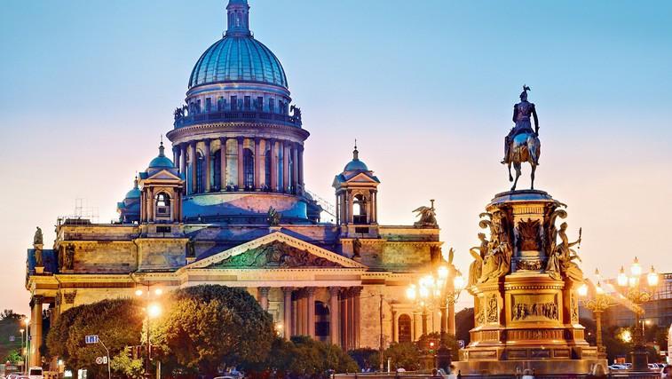 Sankt Peterburg (foto: Profimedia)