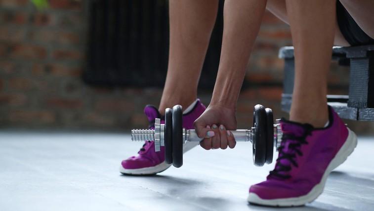 Majhni namigi za bolj učinkovit trening (foto: profimedia)