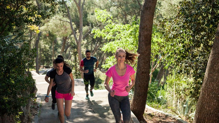 Tek za začetnike: Pridružite se poletni tekaški vadbi (in se oktobra preizkusite na Ljubljanskem maratonu) (foto: Profimedia)
