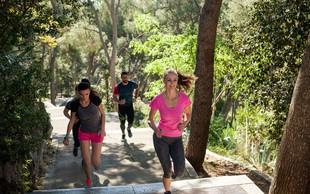Tek za začetnike: Pridružite se poletni tekaški vadbi (in se oktobra preizkusite na Ljubljanskem maratonu)