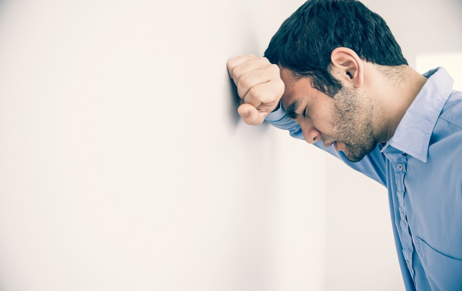 V svetu anksioznosti se moramo  najprej naučiti reči 'ne' (foto: Shutterstock)
