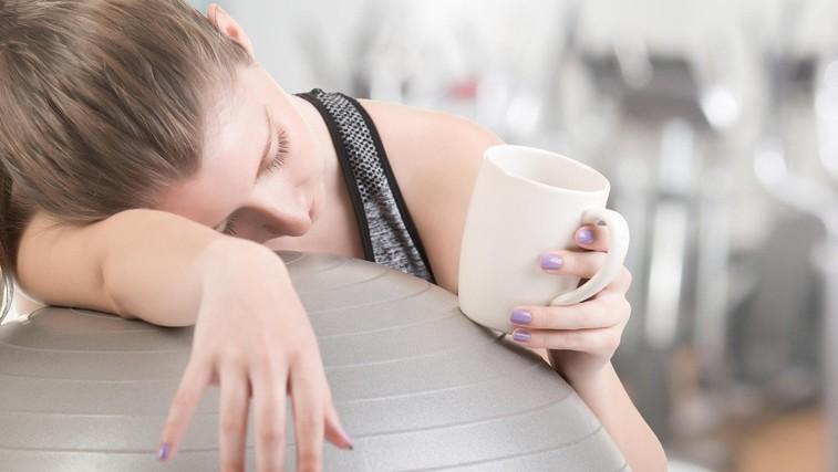 Zakaj pogosto prespite jutranjo vadbo? (foto: profimedia)