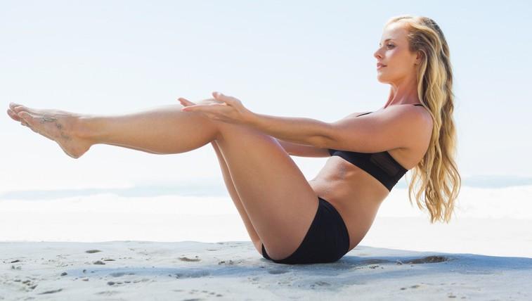 3 vaje za boljšo vzdržljivost ter vitke noge in trebuh (foto: Profimedia)